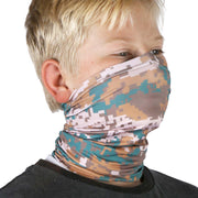 Digital Camo | Kids Gaiter