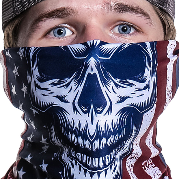 Stars And Stripes V3 | Neck Gaiter