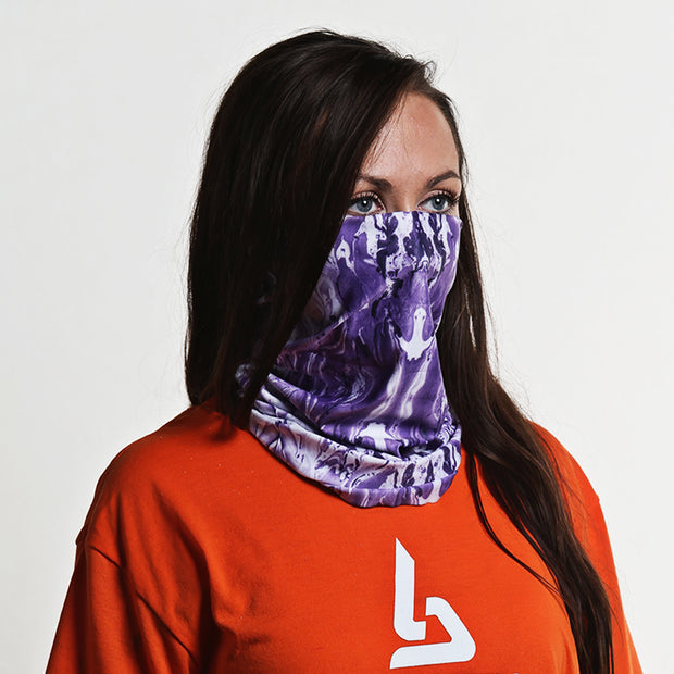 fly fishing neck gaiter