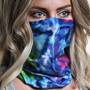 How to make a neck gaiter for face