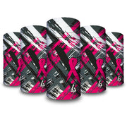 Breast cancer awareness gaiter