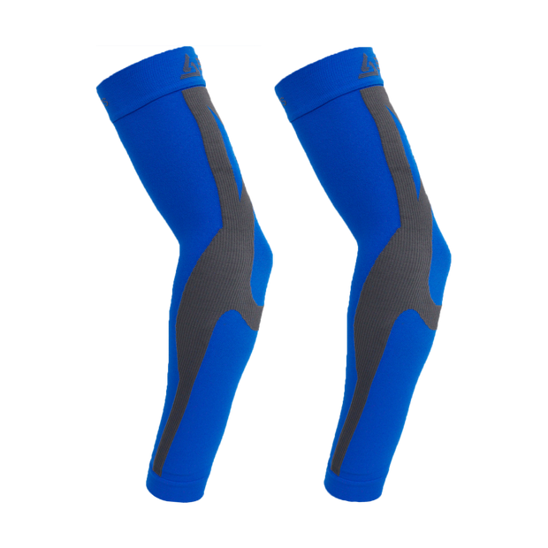 2 pack blue Enhanced Graduated | Arm Sleeves
