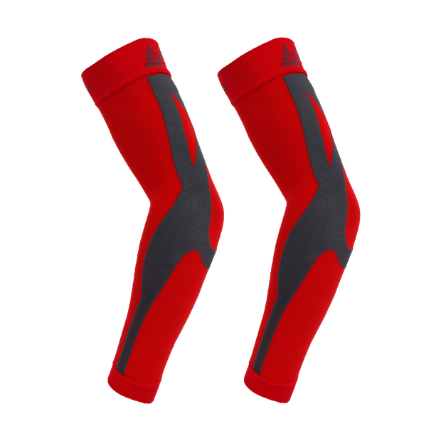 Enhanced Graduated Compression Arm Sleeve | Red - Pair