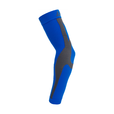 ENHANCED GRADUATED COMPRESSION ARM SLEEVE (BLUE)