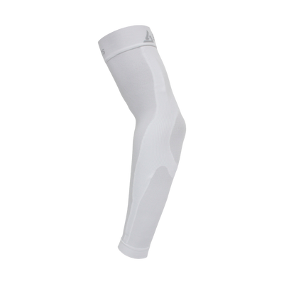 ENHANCED GRADUATED COMPRESSION ARM SLEEVE (WHITE)