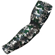 camouflage baseball arm sleeve