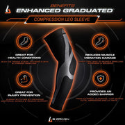 Enhanced Graduated | Leg Sleeves