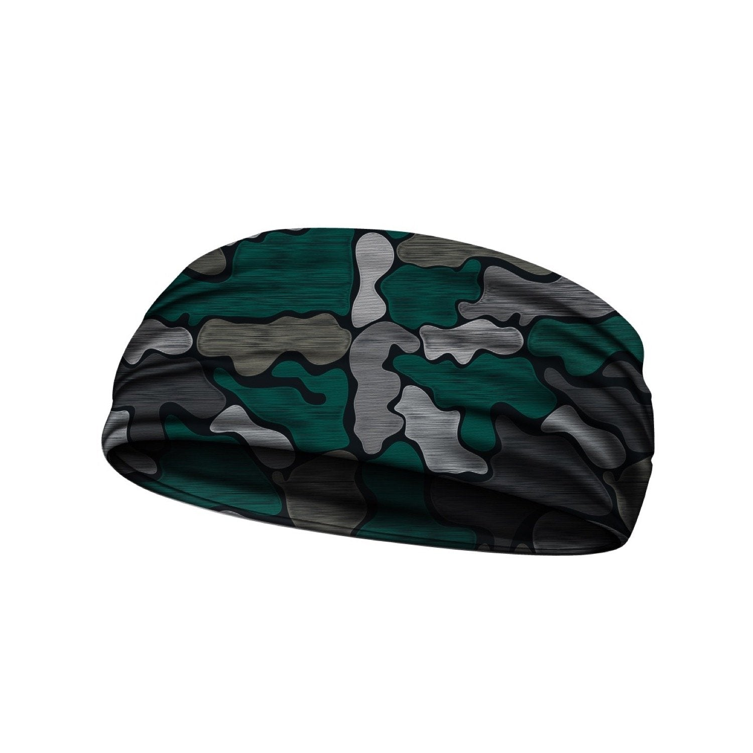 headbands brushed camo green 3 widths available