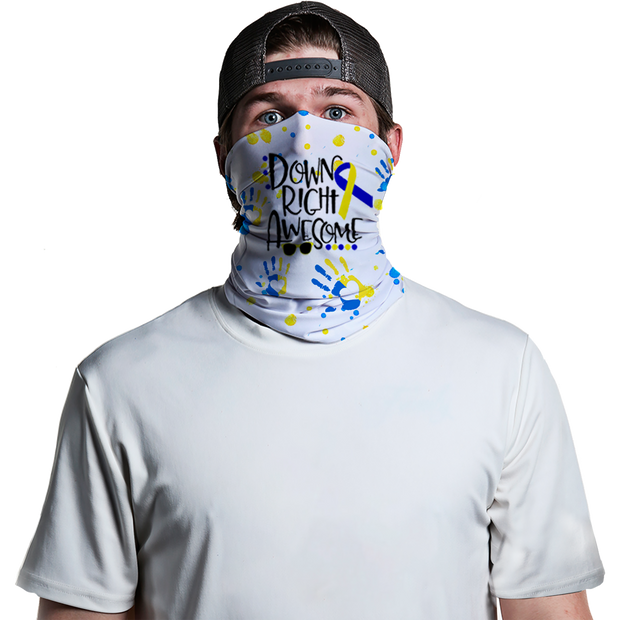Down Syndrome Awareness | Neck Gaiter