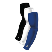 3-Pack Bundle | Solids | White/Black/Blue Royal Standard