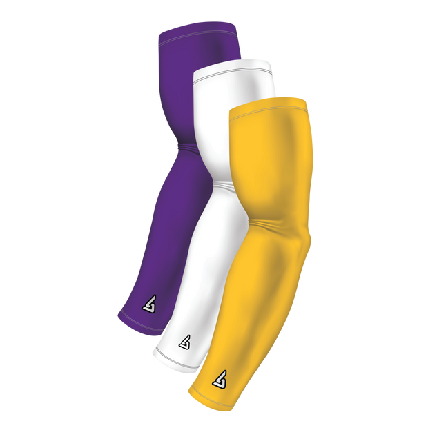 3-Pack Bundle | Solids | Yellow Standard/White/Purple Light / Medium