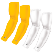 4-Pack Bundle | Solids | White/Yellow Standard
