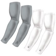 4-Pack Bundle | Solids | White/Grey Light