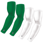 4-Pack Bundle | Solids | White/Green Standard