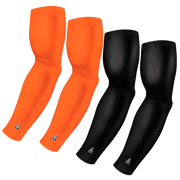 4-Pack Bundle | Solids | Black/Orange Light
