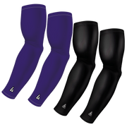 4-Pack Bundle | Solids | Black/Purple Dark