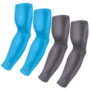 4-Pack Bundle | Solids | Blue Carolina/Grey Dark
