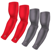 4-Pack Bundle | Solids | Red Standard Dark/Grey Dark
