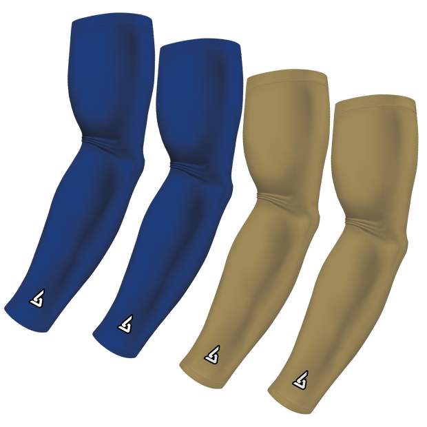4-Pack Bundle | Solids | Blue Royal Standard/Gold Standard