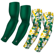 4-Pack Bundle | Solid/Flake Camo | Green Hunter Bundle 1