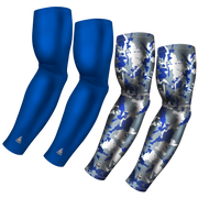4-Pack Bundle | Solid/Flake Camo | Blue Standard Bundle 1