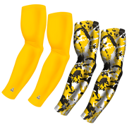 4-Pack Bundle | Solid/Flake Camo | Yellow Bright Bundle 1