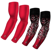 4-Pack Bundle | Solid/Flake Camo | Maroon Standard Bundle 2