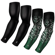 4-Pack Bundle | Solid/Flake Camo | Black Bundle 9
