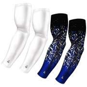 4-Pack Bundle | Solid/Flake Camo | White Bundle 19