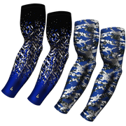 4-pack Bundle | Confetti/Wild |Blue 4