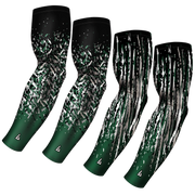 4-pack Bundle | Confetti/Streaks |Green 1