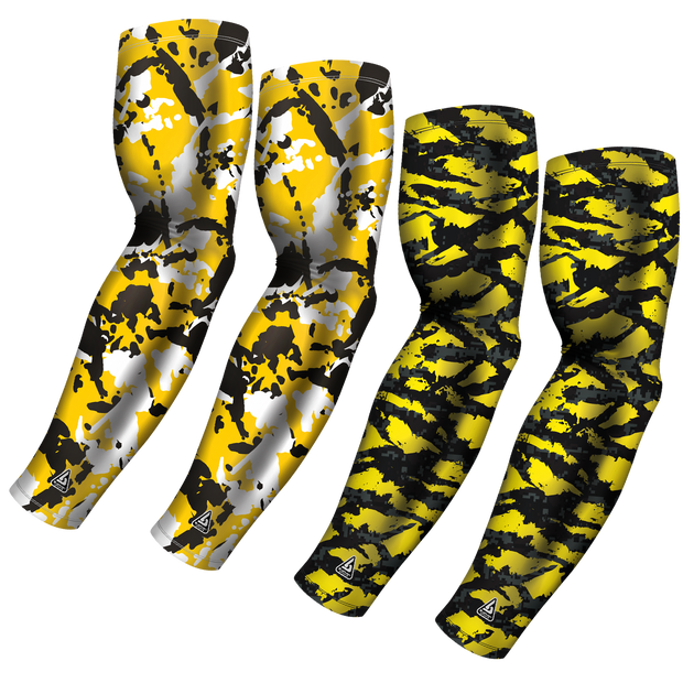 4-pack Bundle | Flake/Wild | Yellow 1