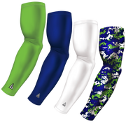4-pack Bundle | Solid/Digital Camo | Blue 3