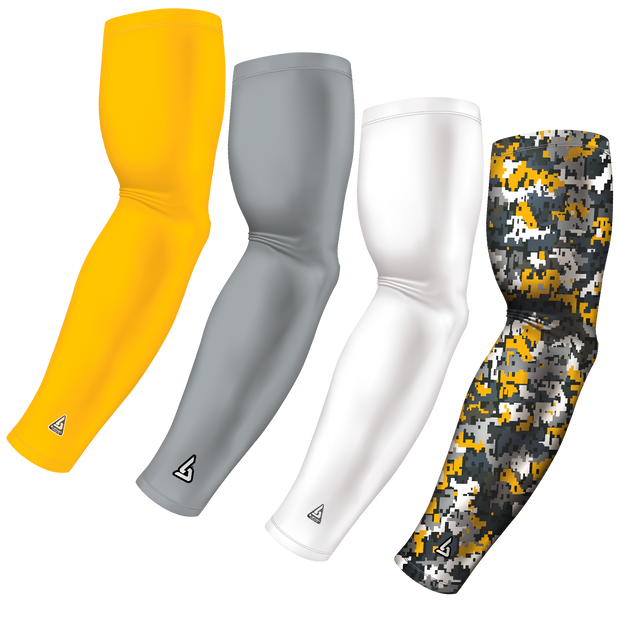 4-pack Bundle | Solid/Digital Viper | Yellow 3