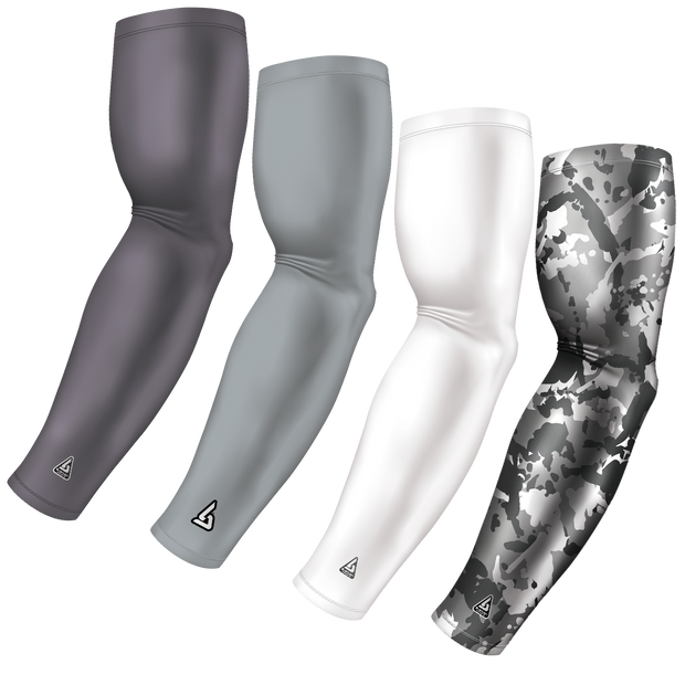 4-pack Bundle | Solid/Flaked Camo | Grey 2