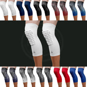 volleyball padded knee sleeves