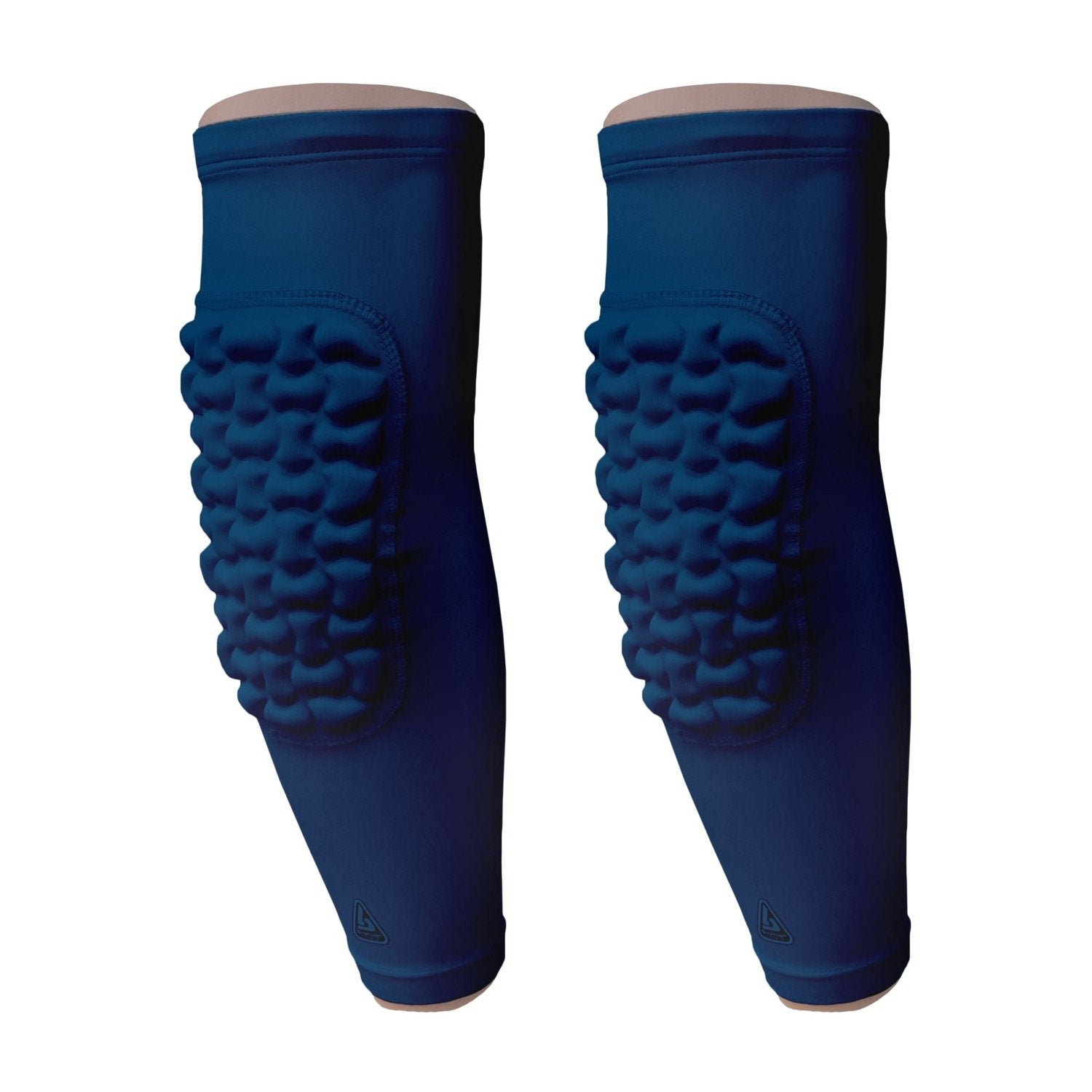 padded arm sleeve navy