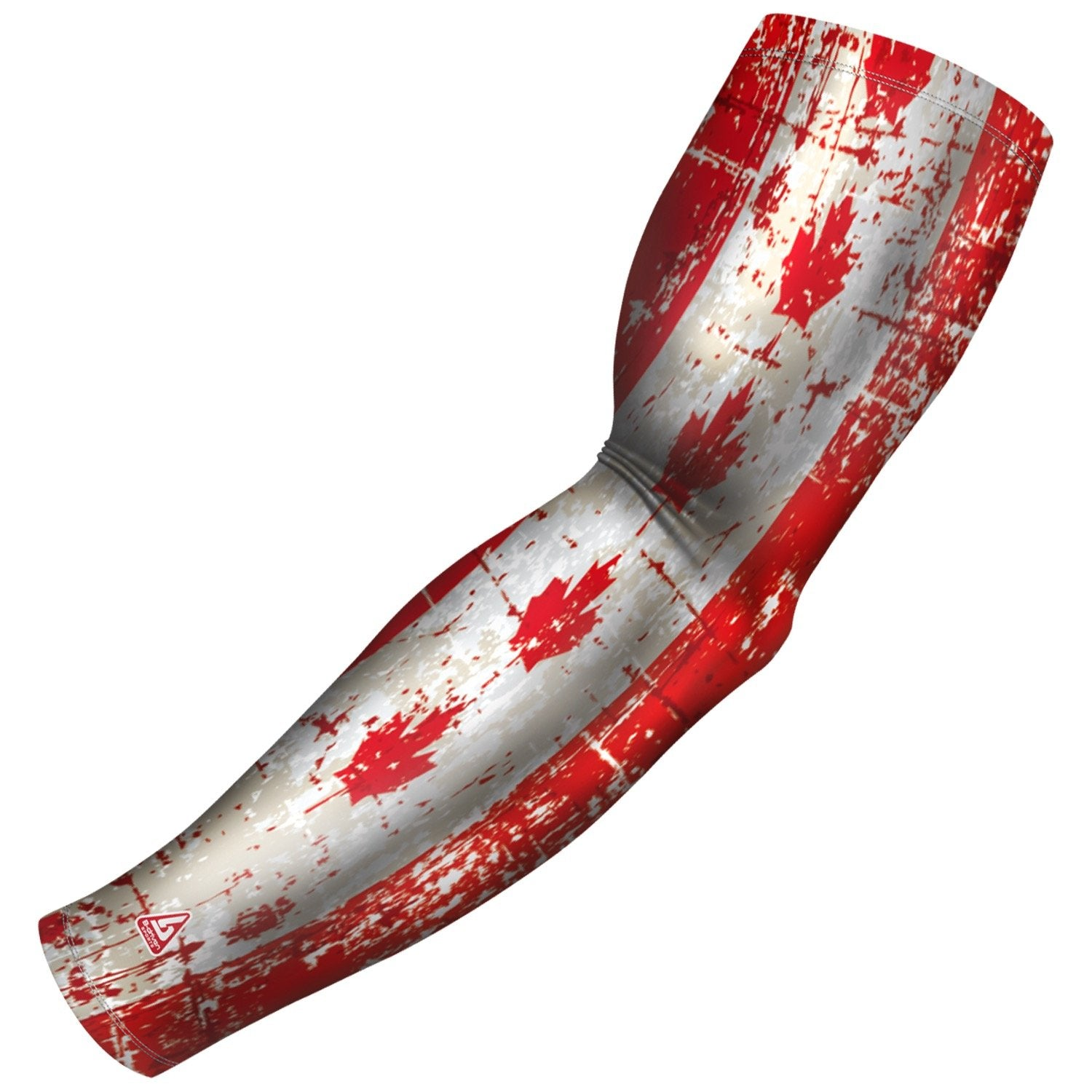 canada pride series compression arm sleeve