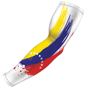 Venezuela Flag Design Arm Sleeve