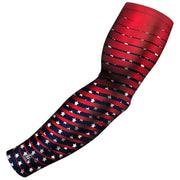 patriot series stripes compression arm sleeve