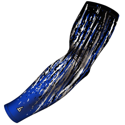 Streaks Royal Blue