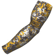 gold arm sleeves for golf