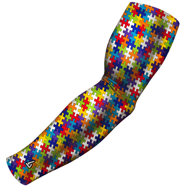 Autism Awareness Arm Sleeve