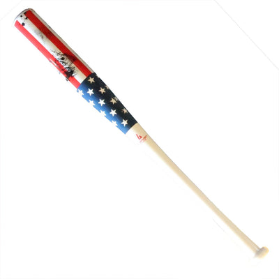 Patriot, White Wood Bat, Prime Ash, 4 Sizes