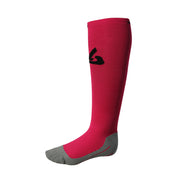 Pink Athletic Socks (10Mmhg) Pink