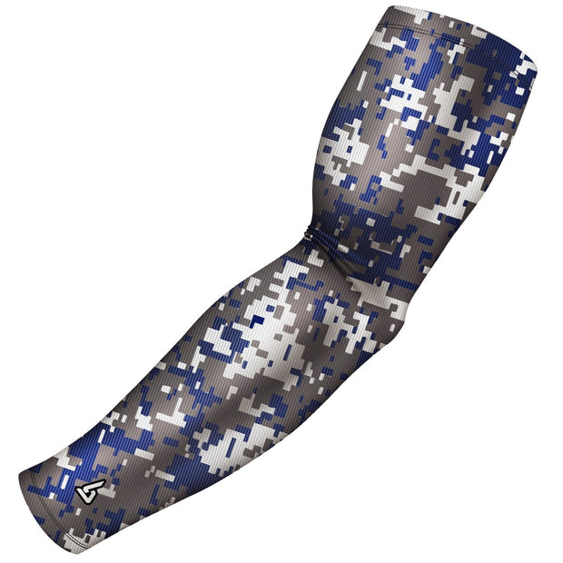 dark blue arm sleeve