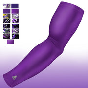 purple arm sleeve