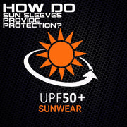 Golf Sun Sleeves | UV Protection - Multiple Patterns