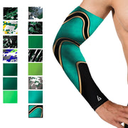 bdriven sports football arm sleeves