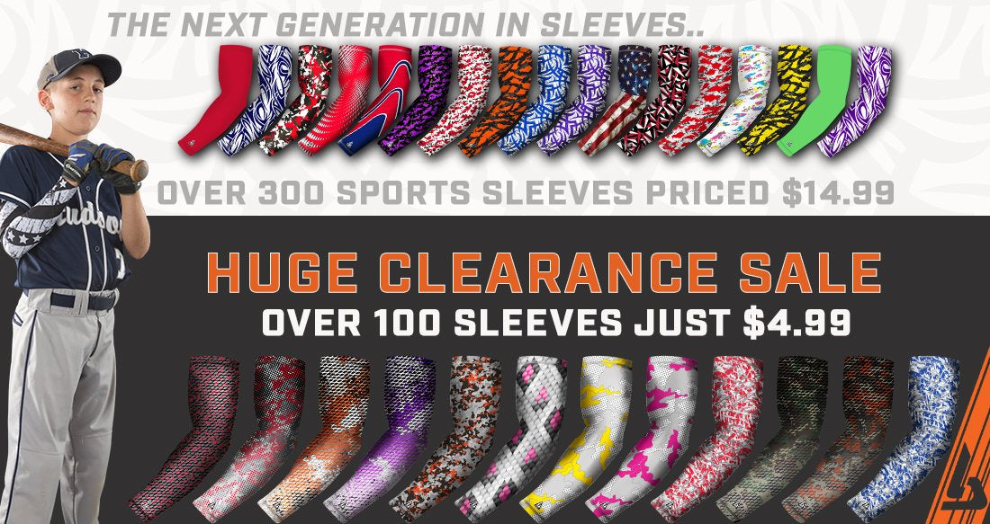 3.99 arm sleeves